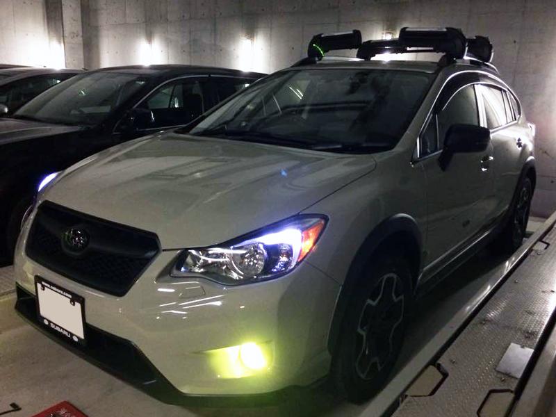 Subaru 스바루 XV Crosstrek (스바루 XV 크 자 렉) 할로겐 헤드 램프 (헤드 램프) 좌우 세트