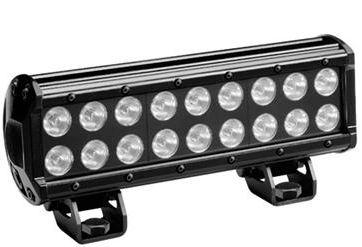 【KC Light 直輸入純正品】KCライト LED証明直径:10インチ ドライビングライトキットブラック 黒 - LED 54ワット