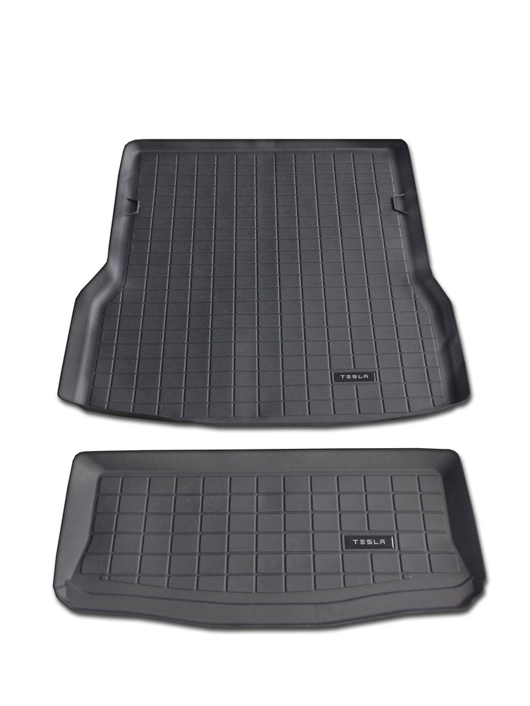 Tesla model S allweather trunk mat カーゴトレイ cargo mat (for luggage rubber  mat, カーゴトレー and trunk mats)