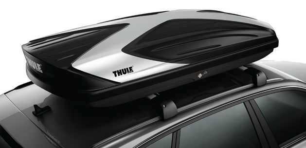【USスーリー 直輸入正規品】 THULE Hyper XL ハイパーXL ルーフボックス(カーゴボックス)