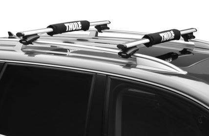 THULE Thule Aero Bars For 18 Inch Pad Surf Crossbar Pads