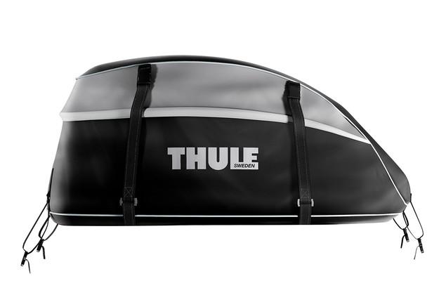 【USスーリー 直輸入正規品】 THULE Interstate インターステートルーフ用カーゴバック(ルーフカーゴボックス)