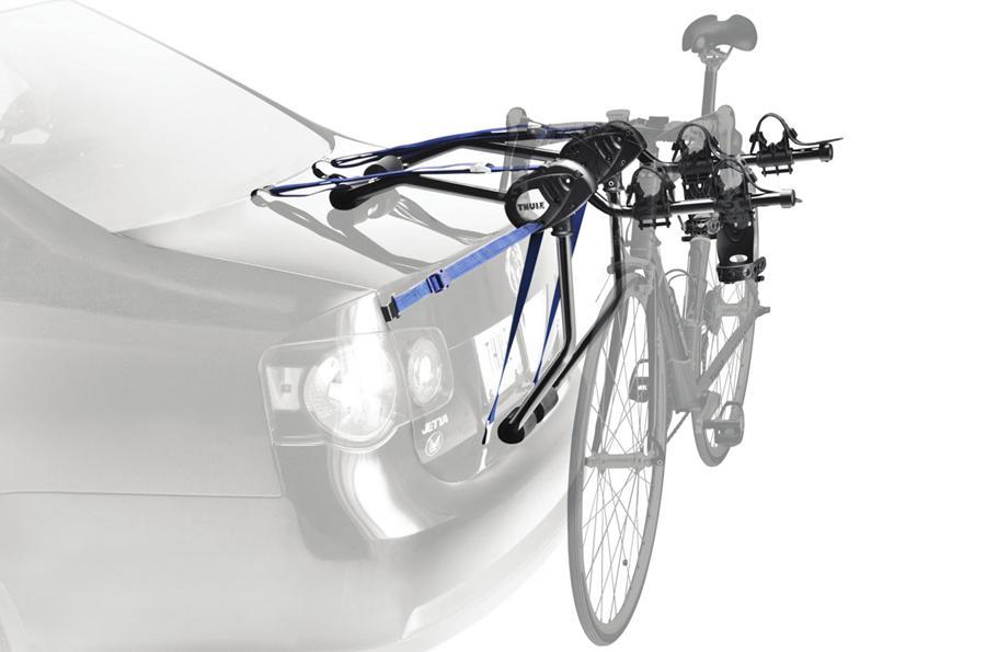 【USスーリー 直輸入正規品】 THULE リアドアマウント Passage パッセージ サイクルキャリア(リアハッチ用バイクキャリア/ 自転車ラック)※自転車2台搭載可能