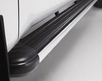 【USトヨタ 直輸入純正品】4runner 4ランナー2014年-2015年式(平成26年-27年式) サイドステップランニングボード※左右セット