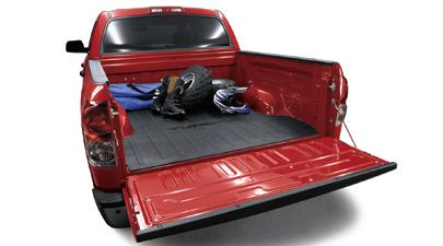 【USトヨタ 直輸入純正品】Tundra タンドラ2007年式以降 現行モデル用クルーマックス ロングベッド用ベッドマット