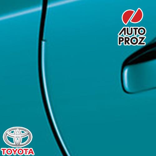 [TOYOTA 純正品] トヨタ アクア/Prius C 2011年以降現行 ドアエッジガード ブラックマイカ(209)