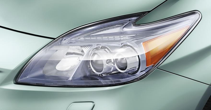 【USトヨタ 直輸入純正品】Prius プリウス 現行モデル用PHV プラグインハイブリッド適合ヘッドライト(ヘッドランプ)アセンブリ