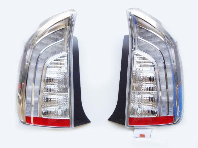 【USトヨタ 直輸入純正品】Prius プリウス 現行モデル用PHV プラグインハイブリッド適合テールライト(テールレンズ/テールランプ)アセンブリ