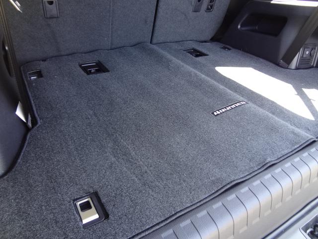 【USトヨタ 直輸入純正品】4Runner 4ランナー ハイラックスサーフ2011-2012カーペットカーゴマット(ラゲッジマット カーゴトレー トランクマット)