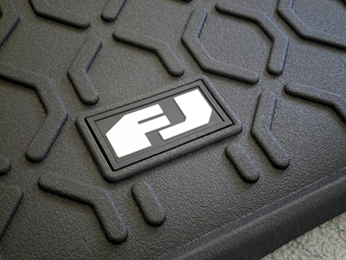 FJ Cruiser (FJ) Japan spec car, all year for cargo tray, cargo mat (for luggage rubber mat, cargo TRA and trunk mats)