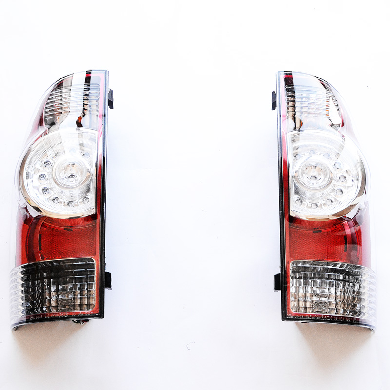 【USトヨタ直輸入純正品】トヨタ Tacoma タコマ2009年~現行※全グレード適合LED テールライト(テールレンズ/テールランプ) 左右