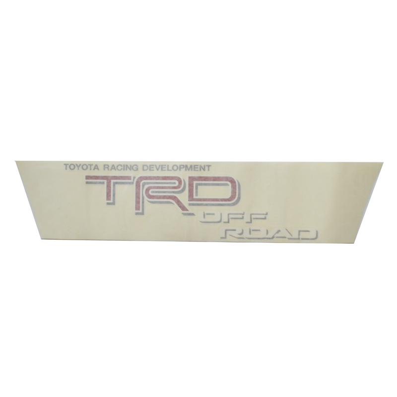 """【USトヨタ 直輸入純正品】 Tacoma """"TRD Offroad Package"""" デカール"""