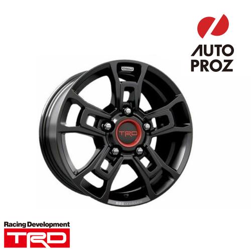 [TOYOTA 純正品] トヨタ セコイア/タンドラ 2020年以降現行 TRD Pro仕様 18インチ アルミホイール 1本 マットブラック
