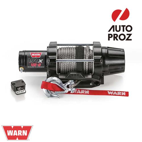 [WARN 正規品] VRX 45-Sシリーズ 12V DC パワースポーツ用 電動ウインチ