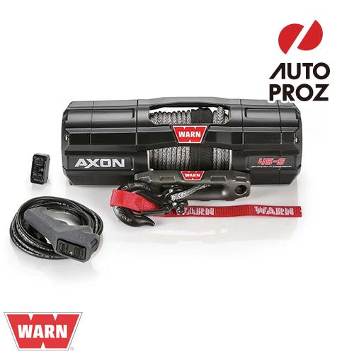 【エントリーで最大P5倍】[WARN 正規品] AXON 45-Sシリーズ 12V DC パワースポーツ用 電動ウインチ