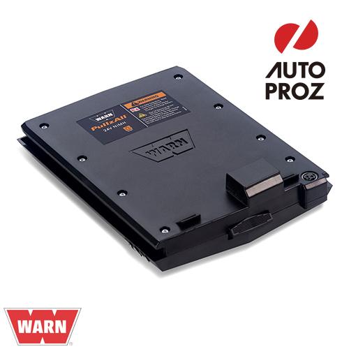[WARN 正規品] PullzAll コードレスウインチ用 交換用 24Vバッテリー