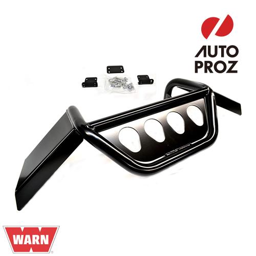 [WARN 正規品] カワサキ KVF750 ブルートフォース 2006-2008年 フロントバンパー ※ウインチマウント ブルバー付