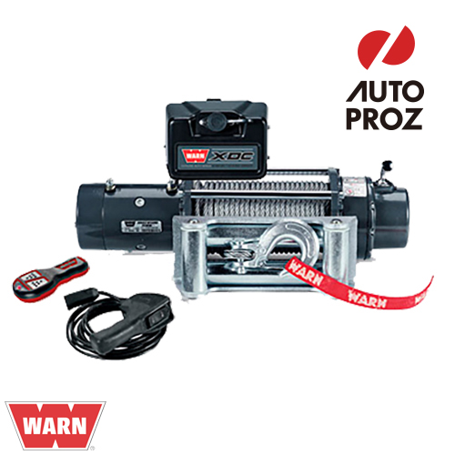 [WARN 正規品] XDCシリーズ 12V 電動ウインチ