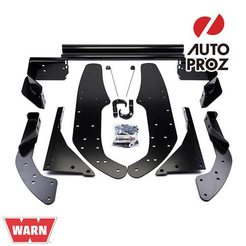 [WARN 正規品] トヨタ タンドラ 2007-2013年 Trans4mer チューブ グリルガード ※スチール製