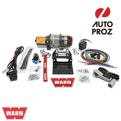 [WARN 正規品] RT30シリーズ 24V DC 電動ウインチキット