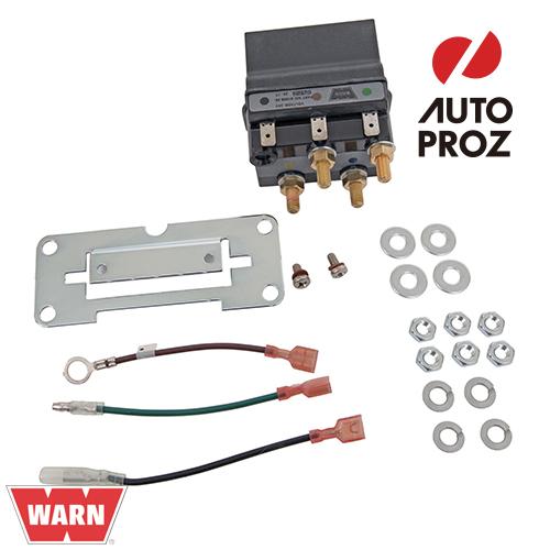 [WARN 正規品] 24V ホイスト用 コンタクター キット