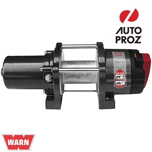 [WARN 正規品] Vantage 4000シリーズ 交換用 ウインチ ※ロープ等なし