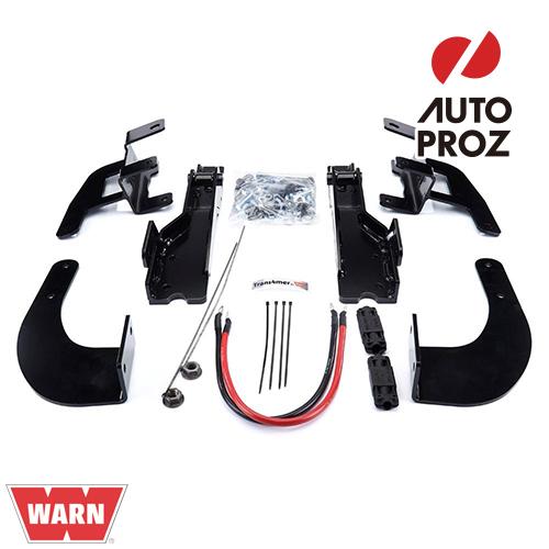 [WARN 正規品] シボレー シルバラード 2500HD/3500HD 2011-2014年 GEN2 Trans4mer ブラケットキット/マウントキット