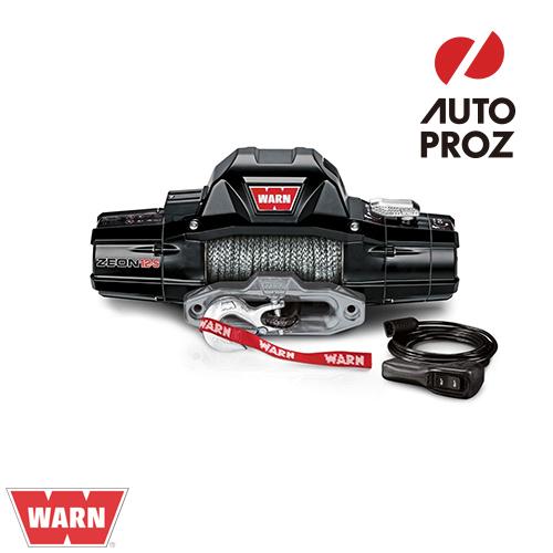 WARN 正規品 ZEON 12-Sシリーズ 12V DC 電動ウインチ
