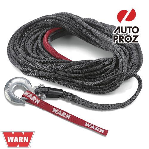 [WARN 正規品] TABORシリーズ 交換用 合成ロープ/ウインチケーブル 9.5mm×27.4m