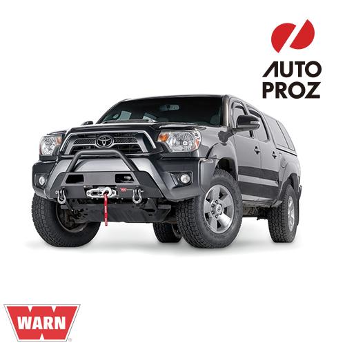 [Warn 正規品] トヨタ タコマ 212-2015年 ウインチマウント