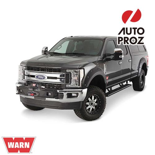 [Warn 正規品] フォード スーパーデューティー 2017-2019年 Trans4mer GEN3 ミッドフレーム マウントキット/ウインチマウント