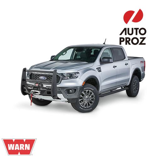 [Warn 正規品] フォード レンジャー 北米仕様車 2019年以降現行 Trans4mer GEN3 センター グリルガード
