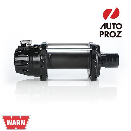 [WARN 正規品]  シリーズG2 18  ワイヤーロープ用  6.0CIモーター 油圧ウインチ  ※10インチドラム·時計回り·エアクラッチ
