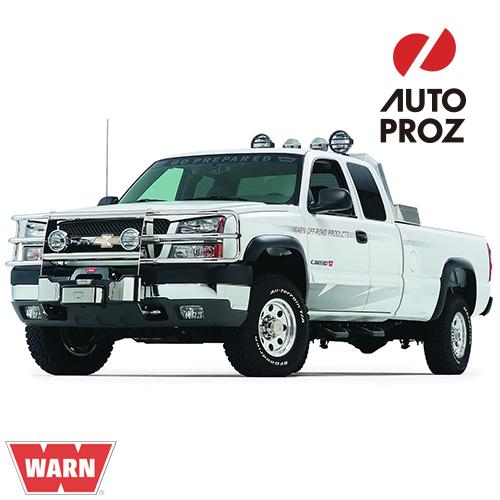 [Warn 正規品] シボレー/フォード/ダッジ/GMC/トヨタ ピックアップトラック Trans4mer ライトバーマウント