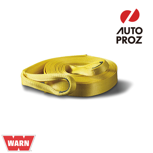 [WARN 正規品] リギングストラップ/ツリートランクプロテクター 長さ:50.8mm×9.1m ※ナイロンウェビング製