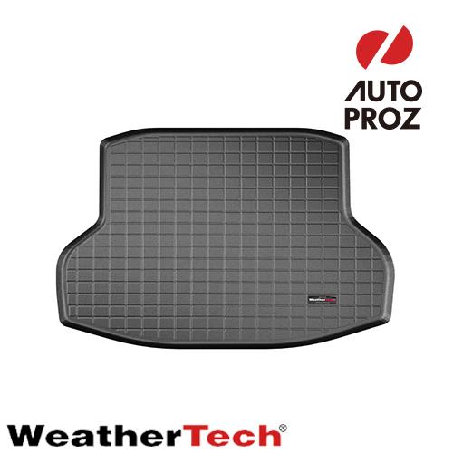 [WeatherTech 正規品]ホンダ インサイト2018年以降現行 カーゴマット/トランクマットブラック