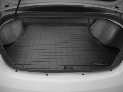 【Weather Tech直輸入正規品】Chrysler クライスラー200セダン 2011-2014年ウェザーテック カーゴライナーカラー:ブラックカーゴトレイ・カーゴマット(ラゲッジ用ラバーマット/トランクマット)
