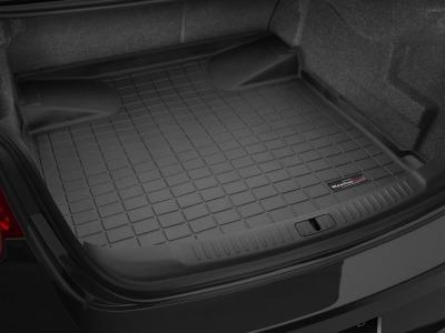 【Weather Tech直輸入正規品】Chevrolet シボレーMalibu マリブ2013-2014年ウェザーテック カーゴライナーカラー:ブラックカーゴトレイ・カーゴマット(ラゲッジ用ラバーマット/トランクマット)
