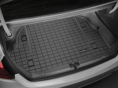 【Weather Tech直輸入正規品】Acura アキュラRLX2015-2016年ウェザーテック カーゴライナーカラー:ブラックカーゴトレイ・カーゴマット(ラゲッジ用ラバーマット/トランクマット)