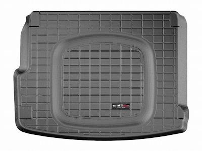 【Weather Tech直輸入正規品】Audi アウディ2014年A8/S8ターボディーゼル付き車両用ウェザーテック カーゴライナーカラー:ブラックカーゴトレイ・カーゴマット(ラゲッジ用ラバーマット/トランクマット)