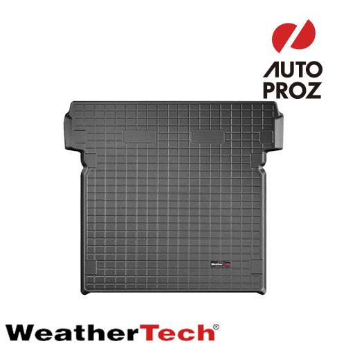 [WeatherTech 正規品] シトロエン C3 ピカソ 2009-2017年式 カーゴマット/トランクマット ブラック