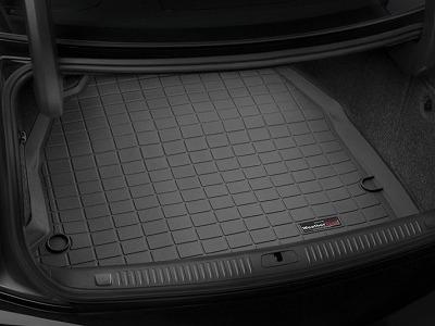 【Weather Tech直輸入正規品】Cadillac キャデラックCTS クーペ2011-2015年ウェザーテック カーゴライナーカラー:ブラックカーゴトレイ・カーゴマット(ラゲッジ用ラバーマット/トランクマット)