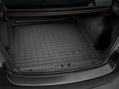 【Weather Tech直輸入正規品】Chevrolet シボレーCruze クルーズターボディーゼルモデル車両2014-2015年ウェザーテック カーゴライナーカラー:ブラックカーゴトレイ・カーゴマット(ラゲッジ用ラバーマット/トランクマット)