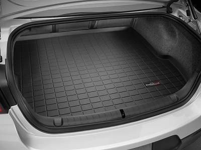 【Weather Tech直輸入正規品】Chevrolet シボレーSS2014-2015年ウェザーテック カーゴライナーカラー:ブラックカーゴトレイ・カーゴマット(ラゲッジ用ラバーマット/トランクマット)