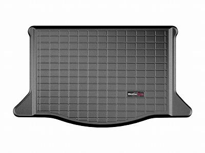 【Weather Tech直輸入正規品】Honda ホンダFit フィット2011-2013年ウェザーテック カーゴライナーカラー:ブラックカーゴトレイ・カーゴマット(ラゲッジ用ラバーマット/トランクマット)
