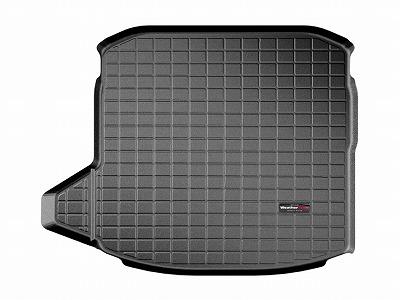 【Weather Tech直輸入正規品】Audi アウディA3/S3 FWDセダン 2016年ウェザーテック カーゴライナーカラー:ブラックカーゴトレイ・カーゴマット(ラゲッジ用ラバーマット/トランクマット)