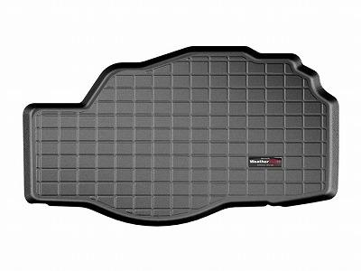 【Weather Tech直輸入正規品】Ford フォードFusion フュージョンハイブリッド2015-2016年ウェザーテック カーゴライナーカラー:ブラックカーゴトレイ・カーゴマット(ラゲッジ用ラバーマット/トランクマット)