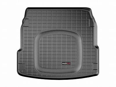 [WeatherTech 正規品] Audi アウディ A8/S8 2015-2016年 カーゴライナー カーゴトレイ カーゴマット ブラック
