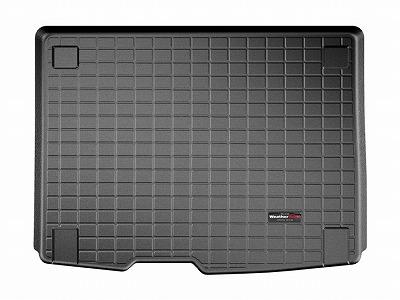 【Weather Tech直輸入正規品】Ford フォードTransit Connectトランジットコネクトワゴン2014-2015年ウェザーテック カーゴライナーカラー:ブラックカーゴトレイ・カーゴマット(ラゲッジ用ラバーマット/トランクマット)