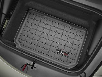【Weather Tech直輸入正規品】Porsche ポルシェ911シリーズRWD2015-2016年ウェザーテック カーゴライナーカラー:ブラックカーゴトレイ・カーゴマット(ラゲッジ用ラバーマット/トランクマット)